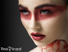 Chelsea 2 (tinapicardphoto) Tags: red beauty studio intense chelsea ottawa jewelry nextmodels beautyshoot arianaassadi