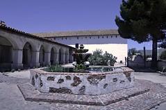 Mission San Miguel Arcangel Courtyard Fountain (Greatest Paka Photography) Tags: california fountain courtyard mission restoration sanmiguel californiamissions juniperoserra waterfountain preservation fatherserra missionsanmiguelarcangel ferminfranciscodelasuen
