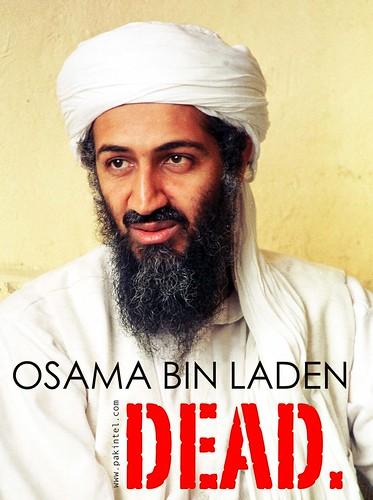Osama Bin Laden: DEAD.