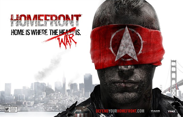 Homefront Spoof