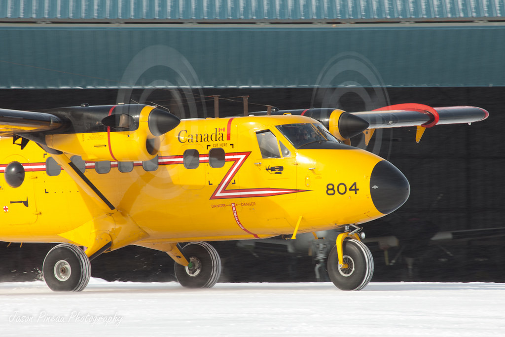 Air Force DHC-6 Twin Otter