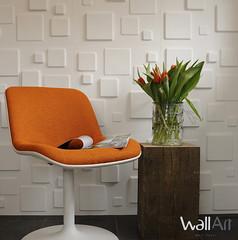 3d wall covering 3d walcovering 3dwallcovering 3d-wallcovering (MyWallArt - 3d Wallpanel) Tags: wallpaper en