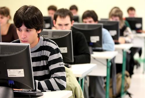 Aulas de ordenadores de la Escuela Politécnica Superior de Mondragon Unibertsitatea9