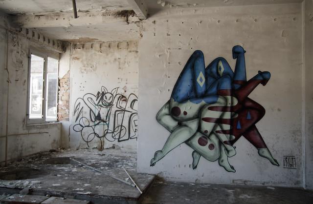 Irgh   Crazy Abandoned Murals