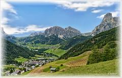 Alta Val Badia - Corvara e Colfosco (cicrico) Tags: dolomiti bolzano altoadige corvara valbadia gadertal