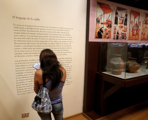 PREPARA EXPOSICIÓN EN MUSEO