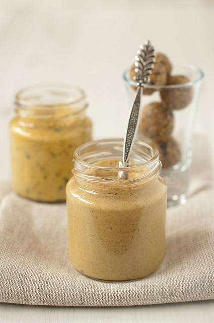 Гастрономическая среда. Домашняя горчица. mustard 5