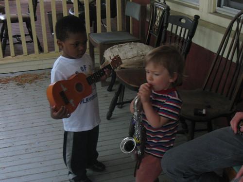 Sonny & Ethan