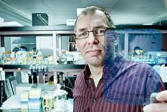 Le professseur Patrick Labonté, du Centre INRS-Institut Armand-Frappier