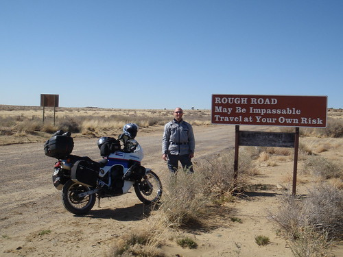 Rough Road to Chaco-Mike