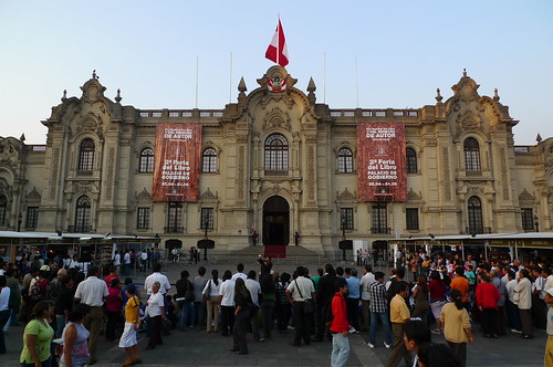 Government Palace of Peru - Lima, Peru