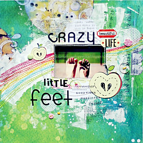 M-A 35 [crazy little feet]