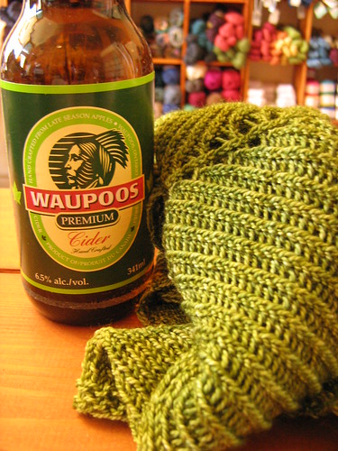 green waupoos cider