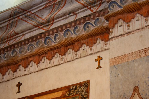 San Xavier del Bac decor