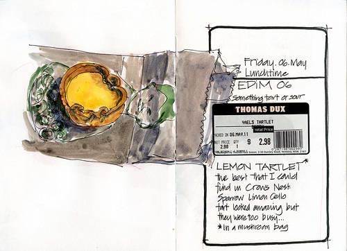 EDiM06 Something tart or sour