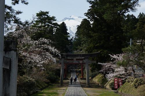 Iwakisan Shrine