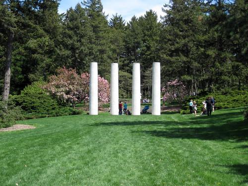 Arboretum Pillars 2
