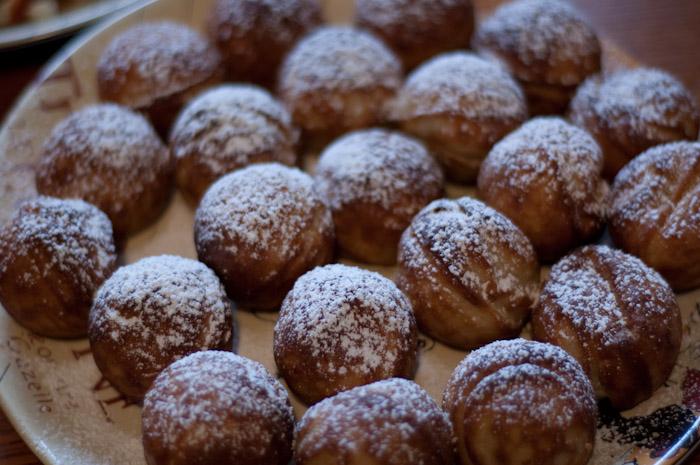 Danish Pancakes.