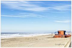Where are U Summer? (Paulo_Veiga) Tags: blue sea summer sky beach portugal water bar clouds coast sand deep waterside aveiro torreira murtosa pauloveiga