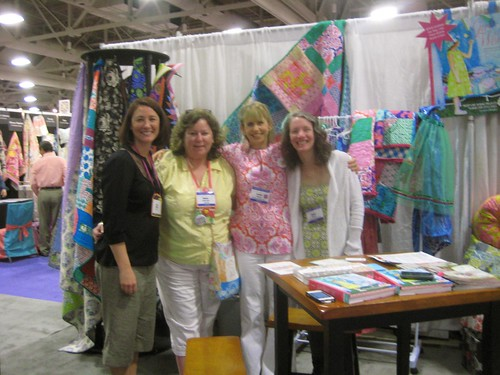 2011 Spring Quilt Market - Salt Lake City, Utah