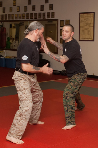 Hand-to-Hand Defense