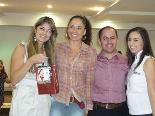 Lançamento Top Beauty em Brasília - Craquelados & Knut Cosméticos