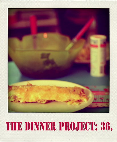 the dinner project: kw 20