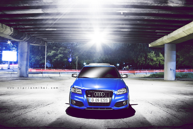 light car automotive audi s3