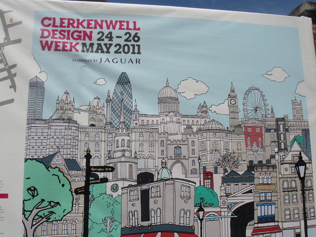 Clerkenwell Design Week 2011