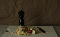 still life tomato turnip pepper and peeling knife (Marc Rosset) Tags: stilllife tomato pepper turnip marcrosset peelingknife