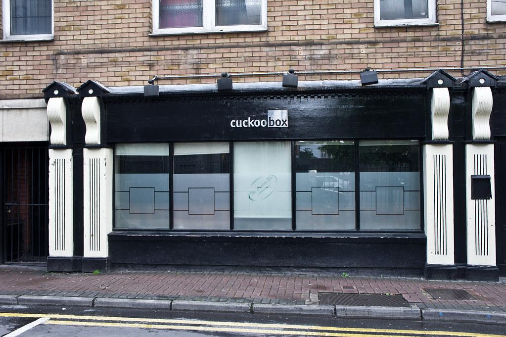 Limerick - Cuckoo Box, Denmark Street