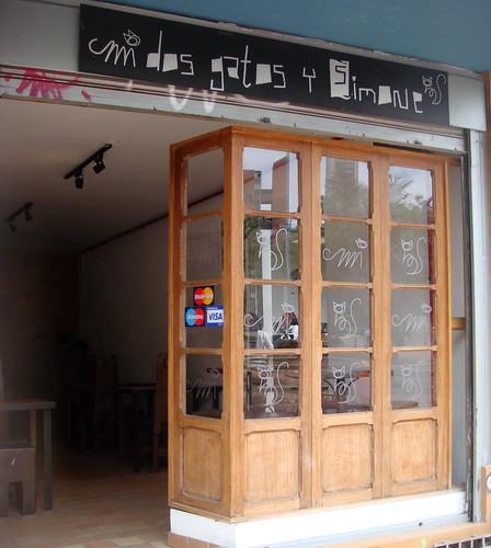 Restaurante Dos gatos y Simone