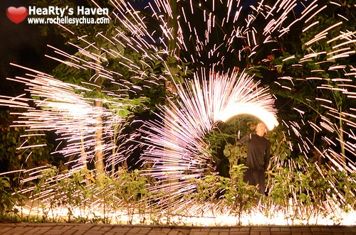 fireworks show davao