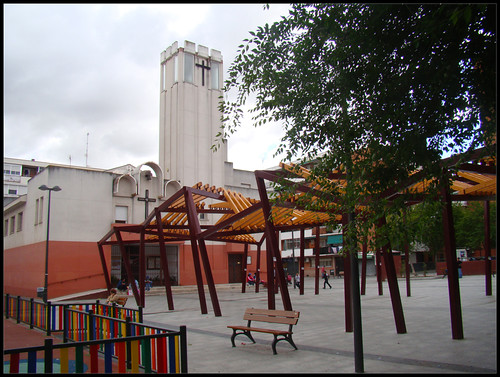 Iglesia Barrio Alhondiga