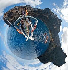 274/365 Hacer kayak en un acantilado es una experiencia irrepetible