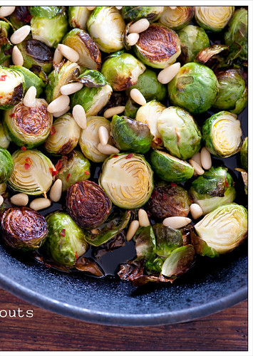 roast brussels sprouts recipe2