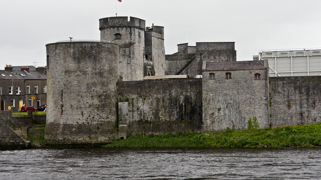 King John's Castle - Limerick City