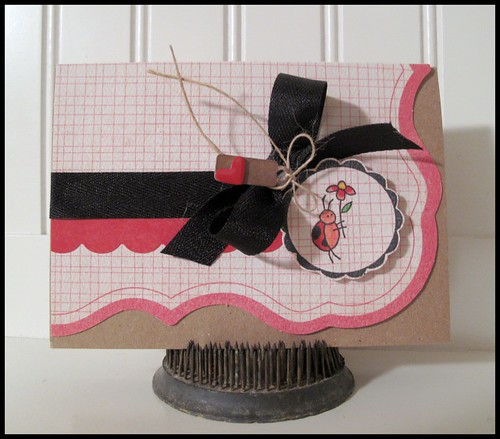 Stampendous Love Bug 1