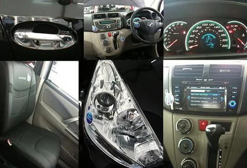 Perodua Myvi 2011