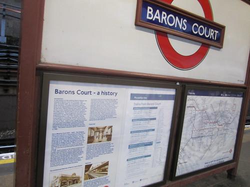 Barons Court