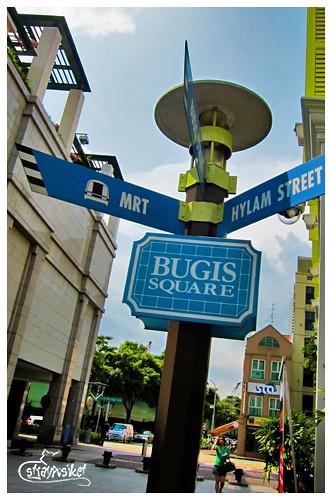 bugis square