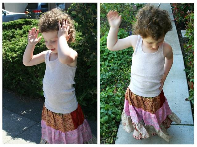 lila dancing