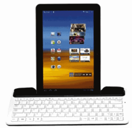 Galaxy tab keyboard dock