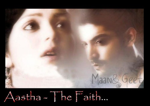 AASTHA'-Maaneet FF-PART 1 RE-WRITTEN