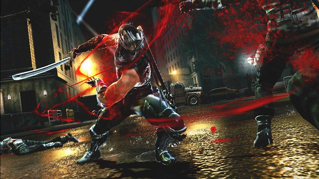 Ninja Gaiden 3 - Ryu's back