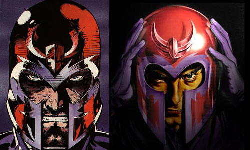 Magneto: Mutant Master Of Magnetism in Comics & Films