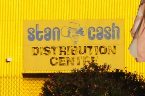 """""""Stan Cash, the tin shed cowboy"""""""