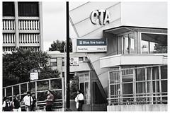 Blue Line Trains (swanksalot) Tags: blue chicago cta blueline strangers vanburen halsted chicagotransitauthority swanksalot sethanderson