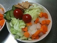 朝食サラダ(6/28)