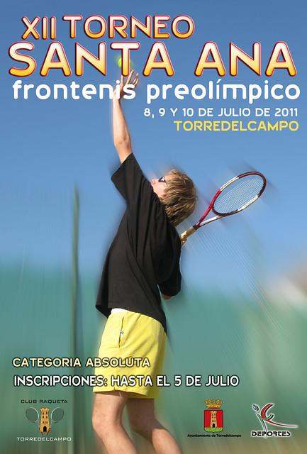cartel_frontenis_Santa Ana_2011